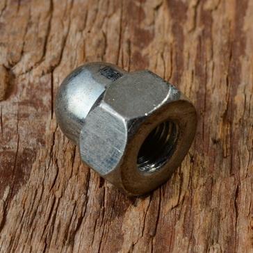 Hutmutter FG 7.9mm, verzinkt, für Vorderachse, Länge 17mm