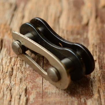 Kettenschloß Fahrradkette 1/2 x 1/8 Zoll, Standardausführung