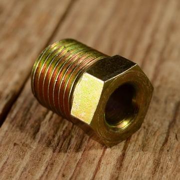 Quetsch-Verschraubung für Festleitung 5mm, Gewinde 10 x 1