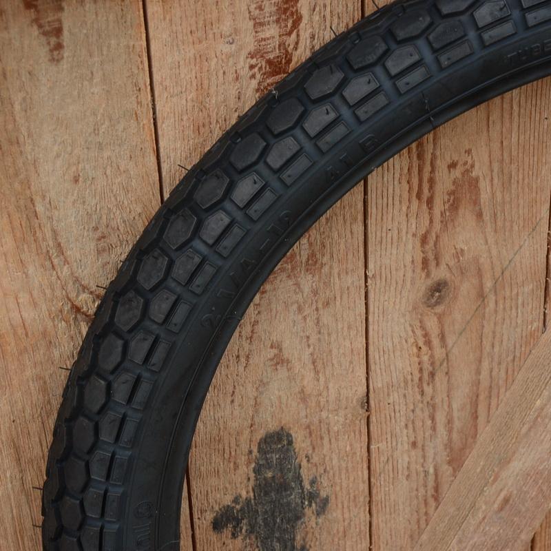 "Moped Reifen 23 x 2.25 (2 1/4 - 19) Continental ""KKS10"", schwarz"