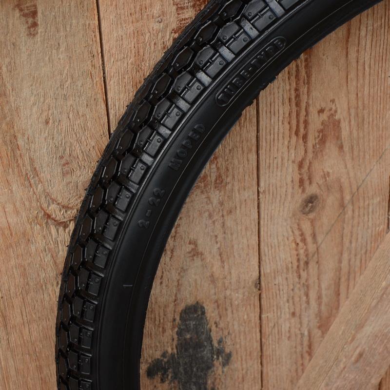 "Moped / Fahrrad Reifen 26 x 2.00 (2-22), Continental ""KKS10"", schwarz"