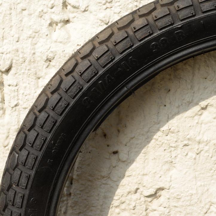 "Moped Reifen 21 x 2,25 (2 1/4  - 17),  ""Continental KKS10"", schwarz"