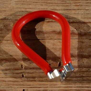 """Nippelspanner / Speichenschlüssel , passend für die Standardnippel, der """"normalen"""" 2 mm Speiche"""