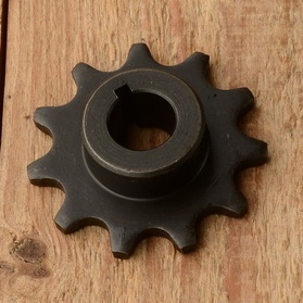 "Ritzel für ""MAW Hilfsmotor"", brüniert, Z=11, 1/2"" x  3/16"""
