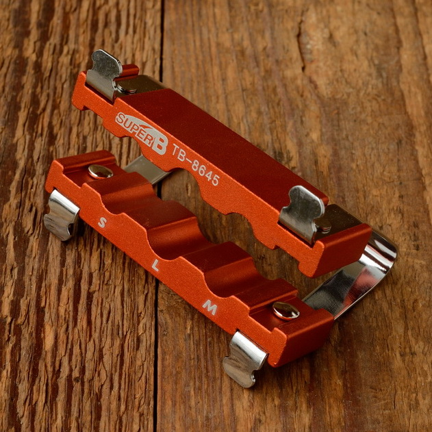 Schraubstockeinsatz, für 9-12 mm Nabenachsen, 9/16 Pedalachsen etc., Premiumqualität