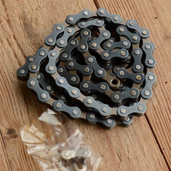 """Fahrradkette """"Ventura"""" 1/2 x 3/32 Zoll, 116 Glieder, Standard-Rennrad/Sportradkette für 4 bis 6 fach Kettenschaltungen"""