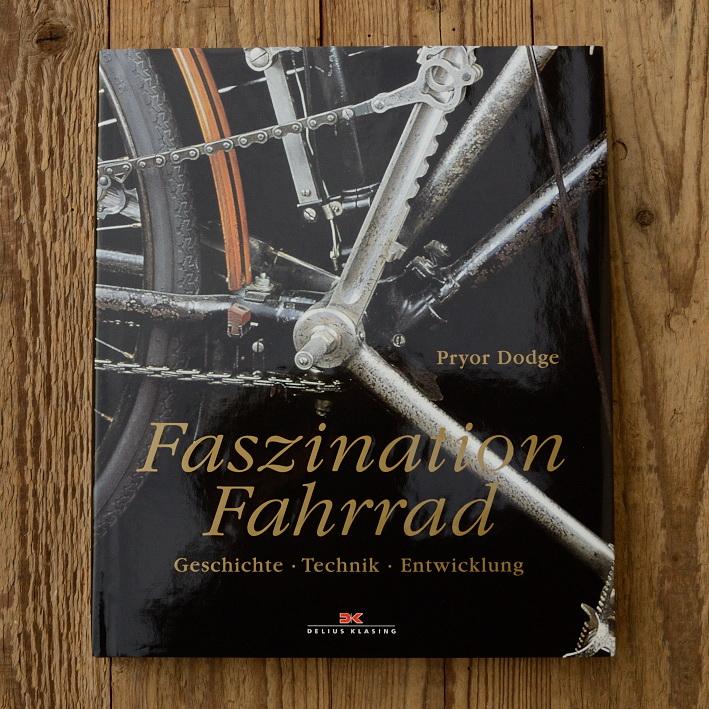 """Buch """"Faszination Fahrrad"""", großformatiger Bildband, mit zahlreichen beeindruckenden Fotos und in einmaliger ästhetischer Umsetzung"""