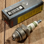 """Zündkerze """"BOSCH"""", M8AC (145 T1), 18mm Gewinde, passend für SACHS Motor 98ccm"""