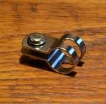 Sportbandage, verchromt, für Bremsanker, 13,0 mm, orig. Altbestand