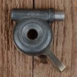 """Tachoantrieb """"VDO"""", 20"""" Zoll, Gußausführung, passend für frühe VDO - und div. DDR Tachometer"""