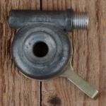 """Tachoantrieb """"VDO"""", 24"""" Zoll, Gußausführung, passend für frühe VDO - und div. DDR Tachometer"""