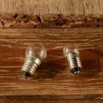 Glühbirne Schraubsockel (E10), 6V/0,6W, u.a. passend für Fahrradrücklichter