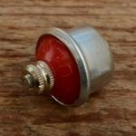 Rücklichtfassung, D=14mm, leicht konisch, passend für Standard Rücklichtbirne