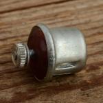 Rücklichtfassung, D=14,5mm, leicht konisch, passend für Standard Rücklichtbirne