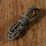 Kabelsatz grau, orig. Altbestand, alte Ausf. Ohne Blechhaken