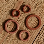 Dichtungsring, (Fiberring), D=7.7/10.5mm, passend f. M12 x 1mm links