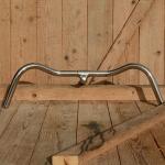"""Lenker Fahrrad, """"NSU Form"""", vernickelt 22mm"""