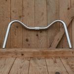 """Lenker Fahrrad, """"MOUSTACHE"""", verchromt, 22mm, 530 mm breit"""