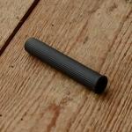 Bremshebelüberzug Kunststoff, schwarz, Durchmesser innen 9,3mm Länge:64mm