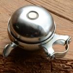 "Glocke ""ROTOR"", verchromt, 65mm, typische ""Chinaglocke"", unüberhörbar laut, Traditionsmodell"