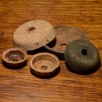 Pumpenleder für Handpumpe. Durchmesser ca. 21mm
