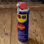 """Sprühöl Rostlöser Schnellreiniger """"WD40"""" Multi Use Product, große 450 ml Sprühdose, 2-Wege Sprühkopf"""