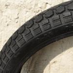"Moped/Fahrrad Reifen 20 x 2,00 (2 - 16),  ""Continental KKS10"", schwarz"