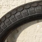 "Moped Reifen 21 x 2,75 (2 3/4  - 17),  ""Continental KKS10"", schwarz"