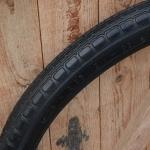 """Motorfahrrad Reifen 26 x 2.25 (2 1/4 - 22), """"Swallow"""", schwarz, passend u.a. für 98er MF"""