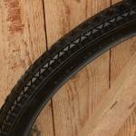 """Fahrrad Reifen, 26"""" x 2 x 1 3/4 (54-571), schwarz"""