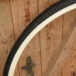 Fahrrad Reifen, 28 x 1 3/8 x 1 5/8 (37-622), Weißwand, Continental