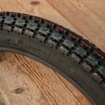 "Moped/Fahrrad Reifen 21 x 2,25 (2 1/4 - 17),  ""IMPORT"", schwarz"