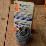 Fahrrad - Schlauch, 12 1/2 x 1.75-1.90 / 2 1/4  (47/62-203),Dunlop Ventil (DV) alter, kurzer Schaft 26-30 mm