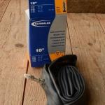 Fahrrad - Schlauch, 22 x 1 3/8 (28/37-489/501), Dunlop Ventil (DV)