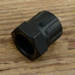 "Ausdreher ""KEMPER 2303-00"" D=22.4/21.3mm, D_innen=16/19.5mm, Stegbreite=2.3mm, brüniert,"