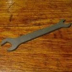 Flachschlüssel,  10/14mm