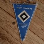 """TOBI-Wimpel """"HSV HAMBURG"""", 60/70er Jahre Altbestand"""
