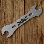 """Flachschlüssel,  """"ICE TOOLZ"""" 13/14mm, ideal für Nabenkonen / Kontermuttern. Werkstatt-Qualität !"""