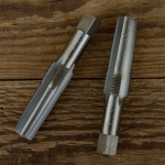 """Pedal Gewindebohrer """" 5/8 Zoll x 24G"""" für Reparatur-Gewindeeinsätze, rechts u. links, Spitzenqualität"""