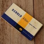 """Rennrad Kette """"RENOLD ELITE"""", 1/2"""" x 1/8"""", 110 Gld. NOS"""