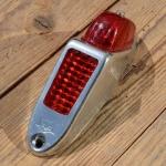 """Moped- und Fahrradrücklicht, """"SOUBITEZ CATALUX6"""", orig. 50-70er Jahre, alte Neuware"""