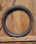 """Moped  Reifen""""Hutchinson"""" für VELOSOLEX, 1 3/4-19 (23 x 1.75) , schwarz, Längsrillenprofil"""