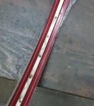 """Fahrradfelge 28"""" x 1,75 (ISO/ETRTO 622mm), braunrot mit Linierung 21a,  36 Loch,"""