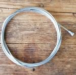 Bremsinnenzug, mit Standard Birnennippel(Durchmesser 3,5/6 mm mm,  Länge 10 mm), Stahlseil, D=1.5mm, L=2200mm