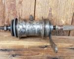 """Nabe Hinterrad """"F+S Torpedo"""", Mod. 09, Modell Zürich-Berlin, Bj. 1926, vernickelt, gebraucht, guter Zustand, Einbaumaß ca. 110 mm"""