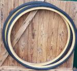 Reifen KENDA 28 x 1 5/8  , 40-622, Braunwand, orig. alte Neuware aus Lagerbestand