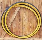 Reifen SEMPERIT Premium,   26 x 1 3/8 , 37-590, Braunwand, orig. alte Neuware aus Lagerbestand