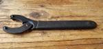 """Stirnlochschlüssel """"Icetool"""", ca. 10-50 mm, Stift 3,5 mm, CroMo Stahl, gute Werkstattausführung"""