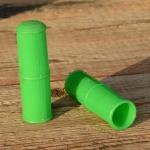 """Kunststoffgriff """"AHA"""", grün, 22mm, 60/70er Jahre, orig Altbestand"""