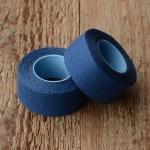 "Lenkerband ""TEXTIL / LEINEN"", blau"